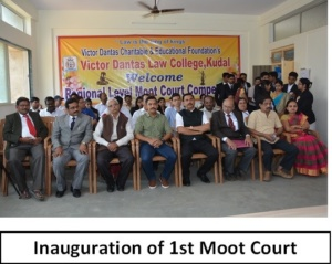 Inauguration of 1st Moot Court