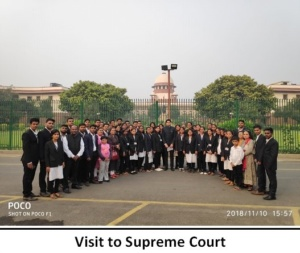 Visit to Supreme Court